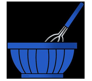 free mixing bowl clip art by phillip martin rh miniclips phillipmartin info  mixing bowl spoon clipart