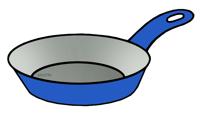 miniclips pots and pans clip art by phillip martin blue pan rh miniclips phillipmartin info